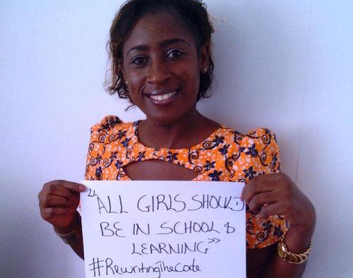 GYA from Cameroon Fideline Mboringong