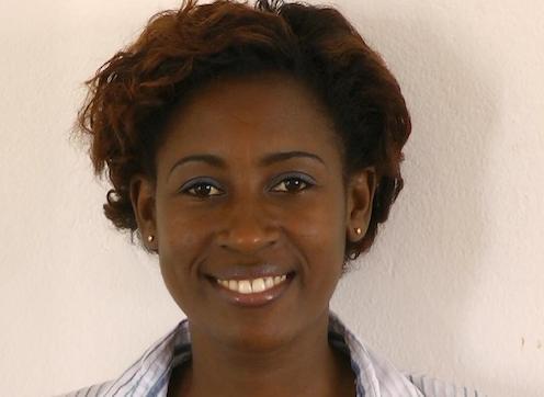 Global Youth Ambassador Fideline Mboringong