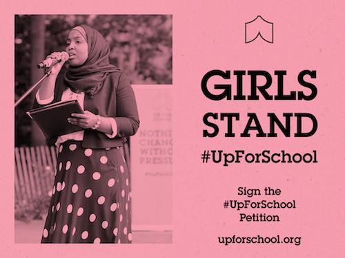 Girls #UpForSchool