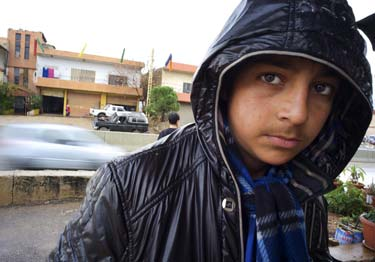 Hasan, the 13-year-old Syrian refugee who has never been to school