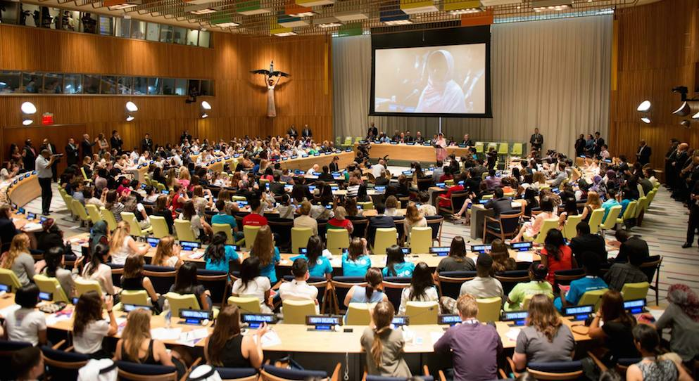 Malala speech to United Nations