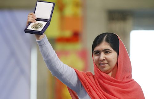 Malala's father: I dream of helping more school students in ...