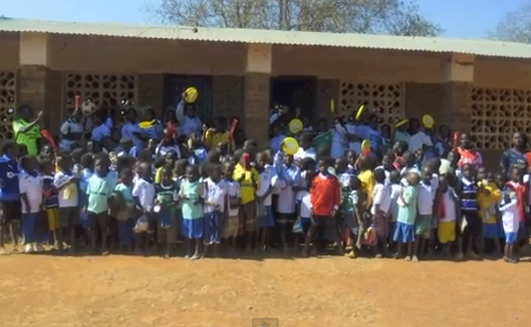 British schoolchildren use American website to help fund Malawi teachers