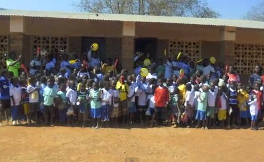 British schoolchildren use American website to help fund Malawi teachers