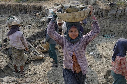 One in five children over 10 go to work instead of school as