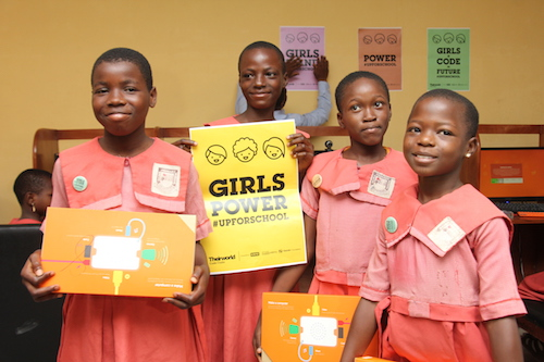 Nigeria Code Clubs launch
