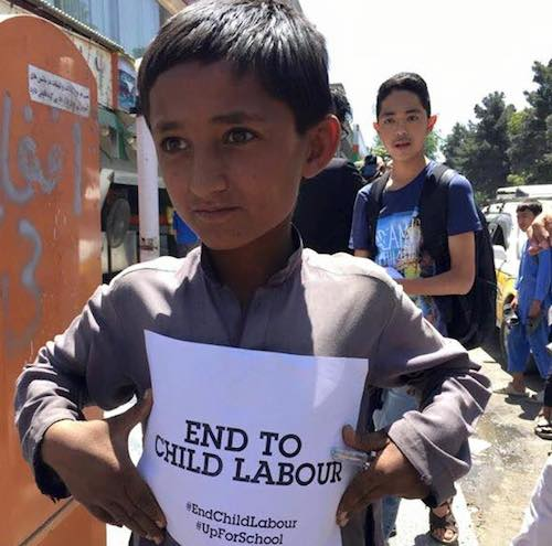 an essay on the issue of child labor Nike, child labor nike, child labor 9 september 2016 nike the issue is not that simple increasing the demand of the products produced by child labor means.