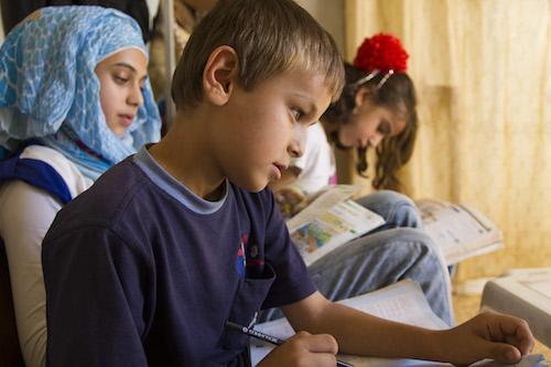 Syrian refugee in Lebanon Mohammed Ahmad Al Suleiman