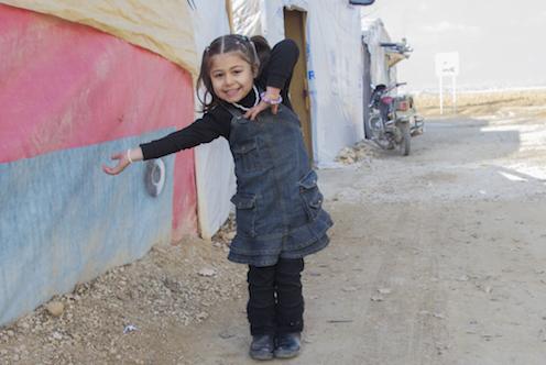Syria's Young Talent Hala Houssam al-Naisa