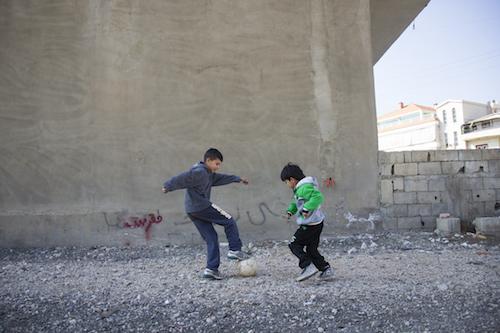 Syria's Young talent Haytham Khaled Mash-Hadan and Jawad Khaled Mash-Hadan