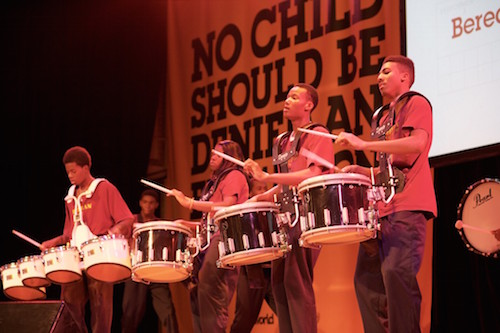 Town Hall Borean Community Drumline