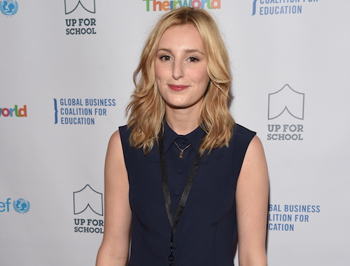Laura Carmichael picture by Getty Images for #UpforSchool