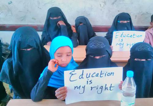 Child marriage in Yemen