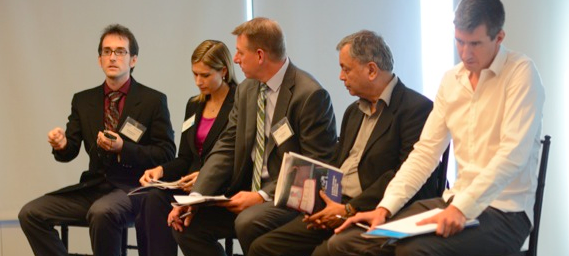 Global Business Coalition for Education technology panel