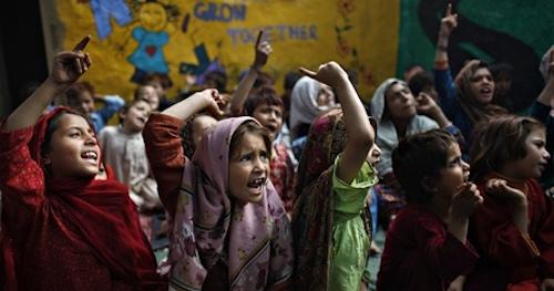 child marriage Pakistan