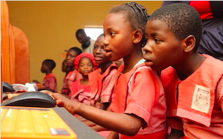 Code Club launched in Nigeria to help keep girls in school