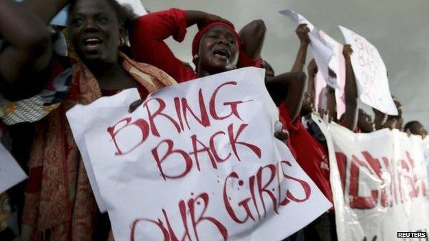 More teenage girls abducted by suspected Boko Haram gunmen in Nigeria
