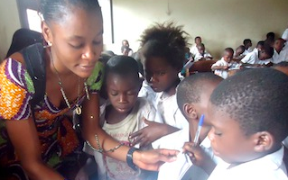 DRC student realises her dream of becoming primary school teacher