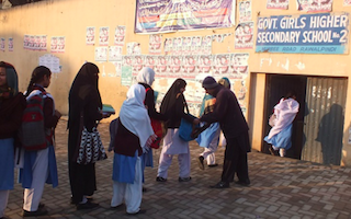 New girls' primary school in Pakistan blown up by Taliban
