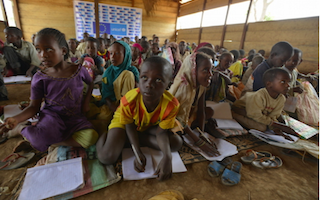 Efforts to get all children in school stall as conflicts deprive millions of education