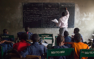 Sarah Brown: real progress has been made on Safe Schools in Nigeria