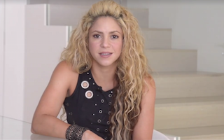 'We can make it happen': one million views for Shakira's Learning Generation video