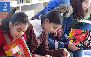 Sonbola gives Syrian refugee children the skills to shape their own futures