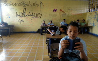 Why Latin America needs safe schools to keep children in education