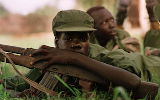 Sudan signs plan to end recruitment of child soldiers