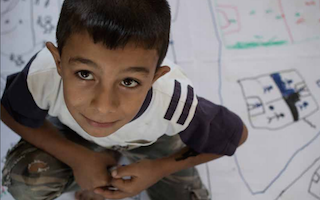 Syrian children are facing 'catastrophic' psychological trauma