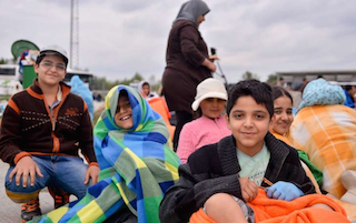 Why the 'rich world' cares about some refugees more than others