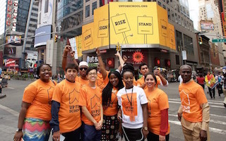 #UpForSchool Town Hall blog: 10 million people stand up for education