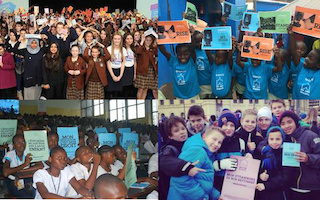 Review of 2014: A momentous year for A World at School
