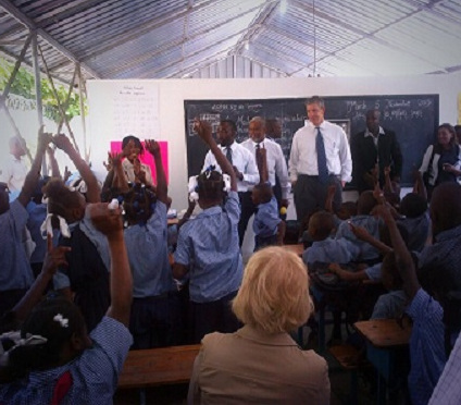 Room to Learn: USAID's new Investment in Haitian Education