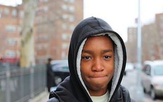 How one photo of a teenage boy raised $1m and gave school students hope for the future