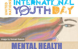 Mental health problems are focus of International Youth Day