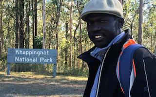 42-day trek across Australia to raise funds for South Sudan school