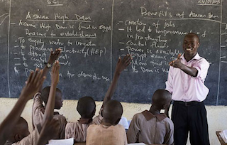 World Teachers' Day celebrates the work of educators