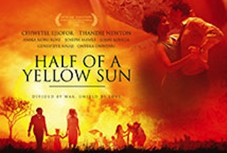 Stars of Half of a Yellow Sun pledge their support for education